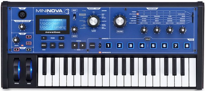 Совместное турне Джила Смита и Novation