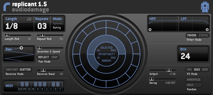 Audio Damage - ����� �������� ������� ��������� (VST, AU)