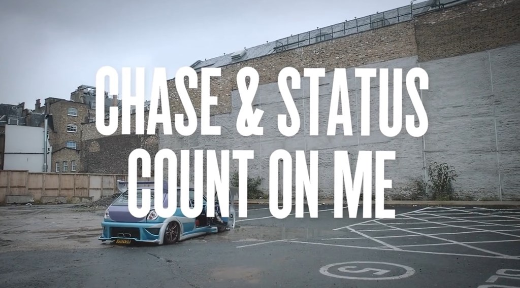 Chase & Status - Count On Me ft. Moko