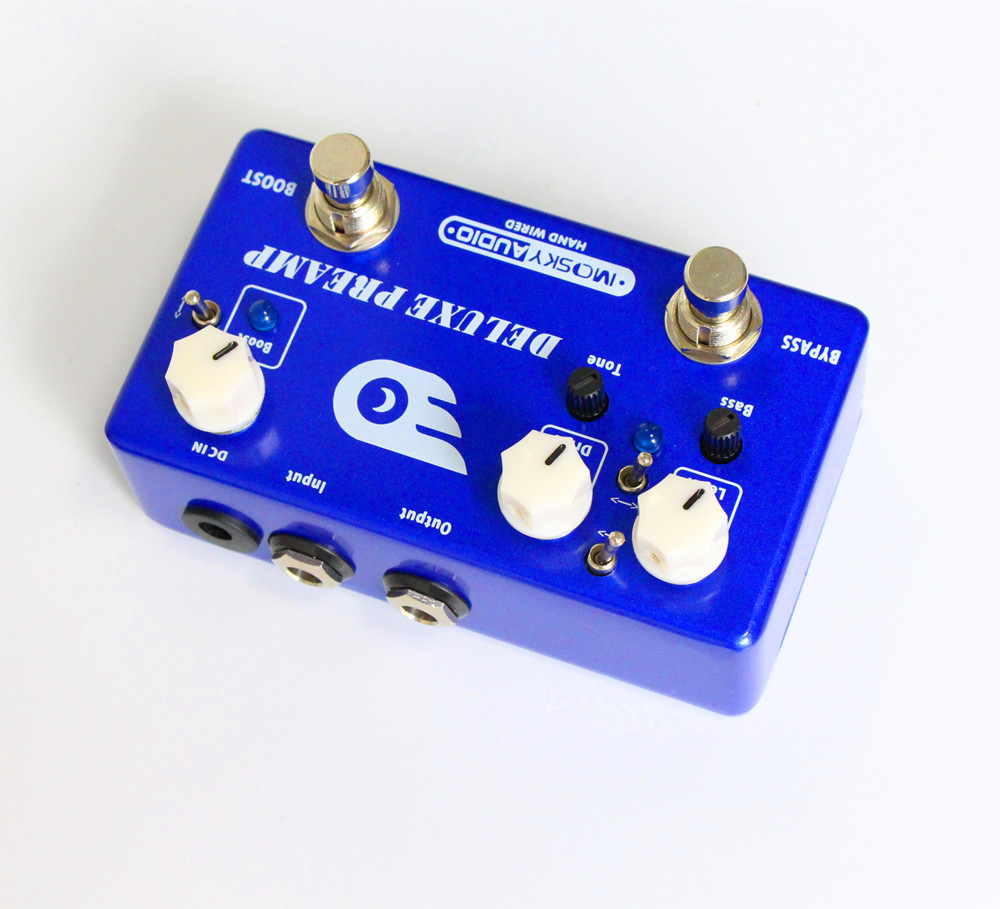 FX effects pedal boost overdrive