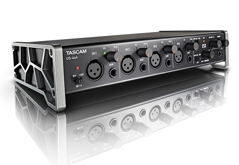 TASCAM US-4x4 Studio Sound Card