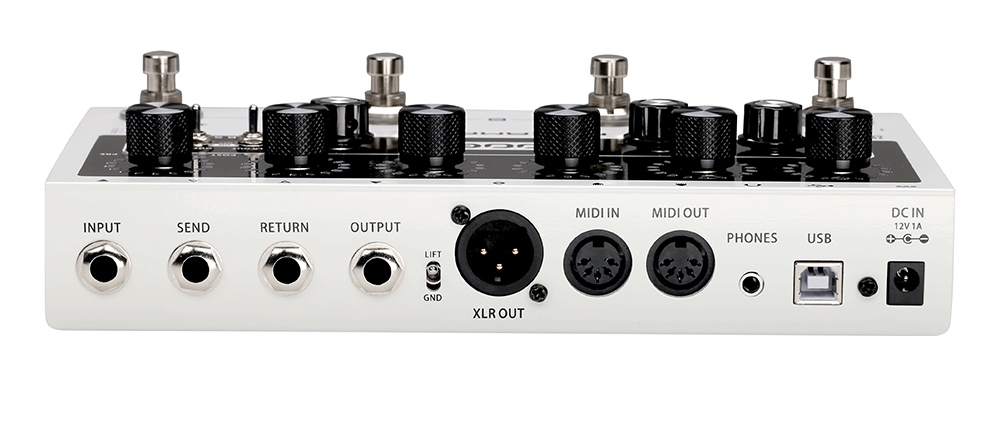 MOOER Preamp Live Guitar Preamp
