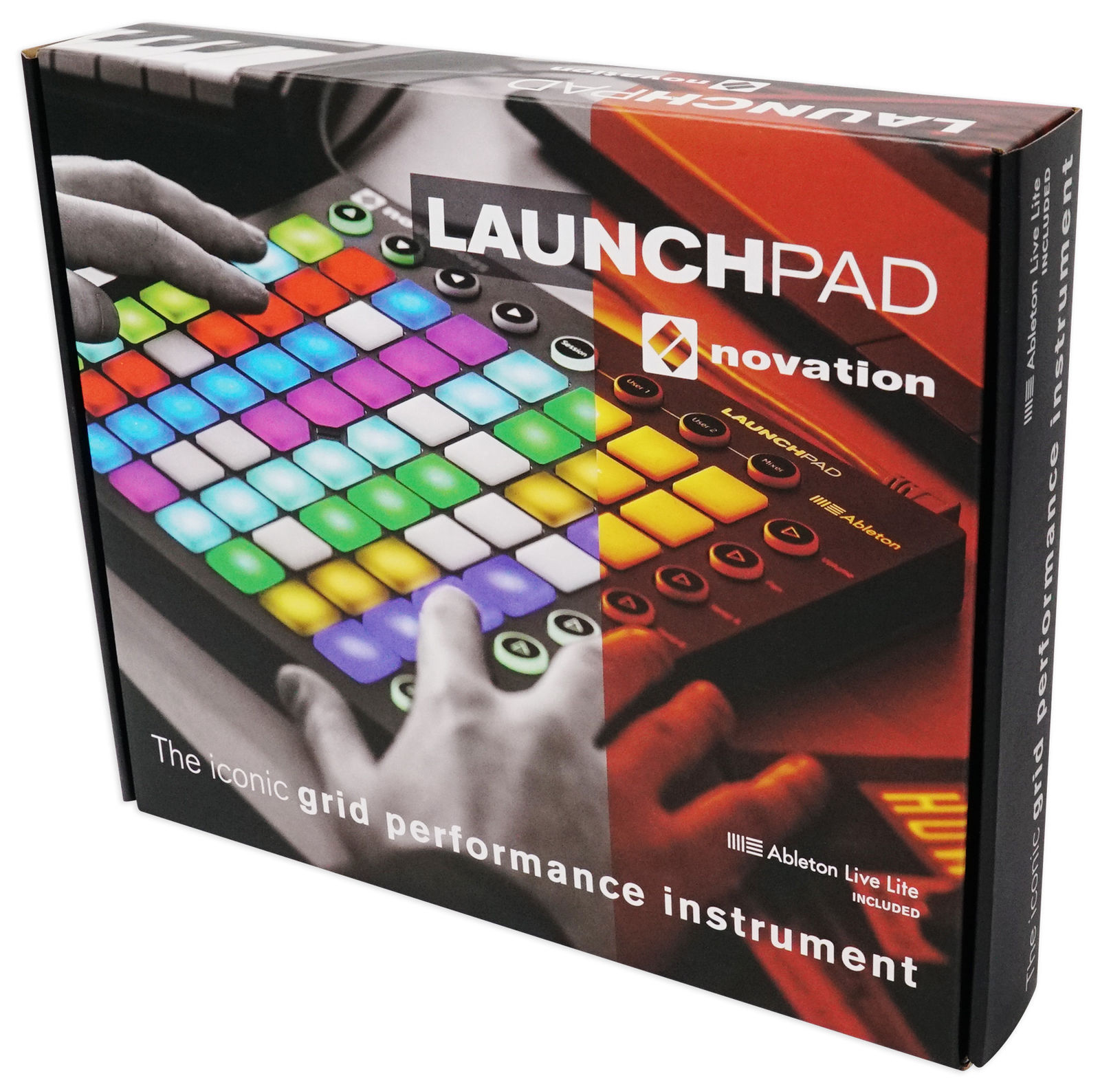 Novation Launchpad Functional Controller