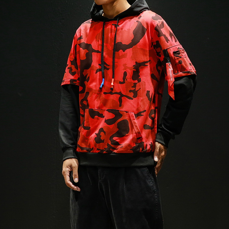 Hip Hop Men's Sweatshirt